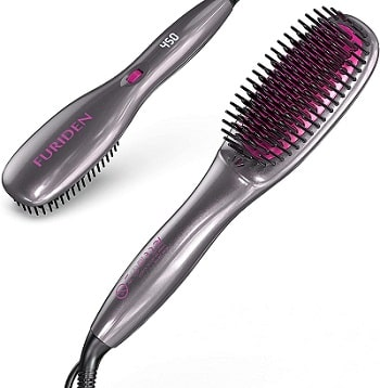 Cepillo eléctrico de pelo Furiden