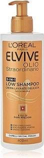 Champú Elvive Low Shampoo