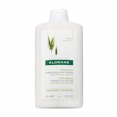 Champú uso frecuente Klorane