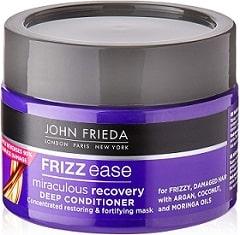 John Frieda pelo encrespado