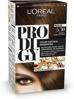 L'Oréal Prodigy Coloración Sin Amoniaco