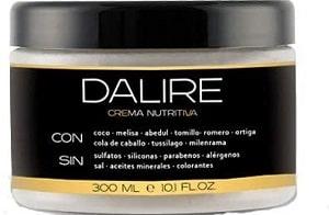 Mascarilla sin sulftaos Dalire