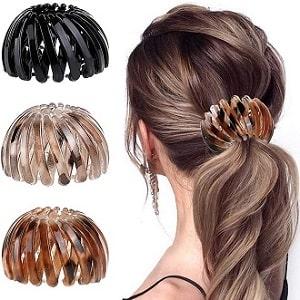 Pinzas para cabello elegantes