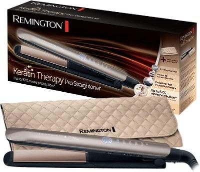 Plancha Remington Keratin Therapy Pro