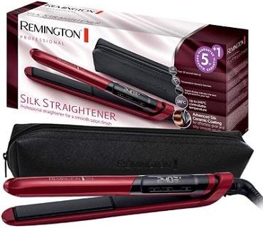 Plancha Remington Silk
