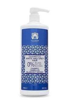 Shampoo para cabello gris Válquer