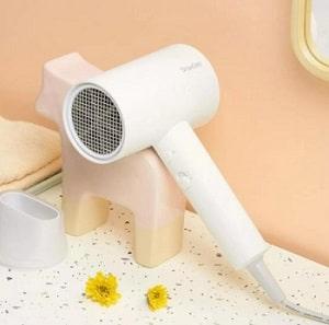 ShowSee secador de pelo de iones negativos