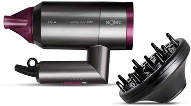 Solac Hair & Go Ionic 180