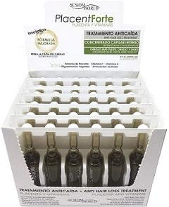 Tratamiento Anticaída PlacentForte Placenta