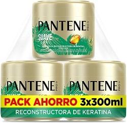Tratamiento reconstructor de Keratina Pantene